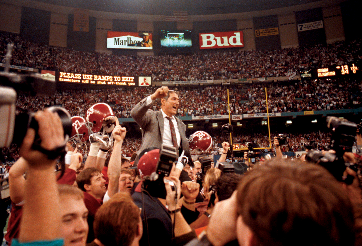 Reliving the tradition with Gene Stallings