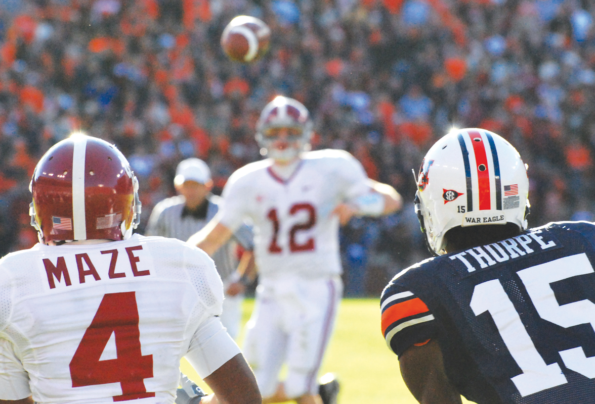 Alabama vs Auburn: The Biggest Rival