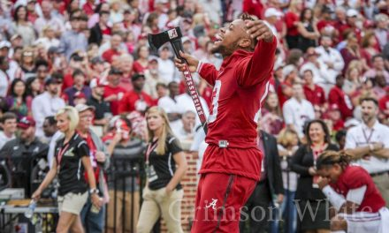 Chopped up: Alabama receivers lead Crimson Tide past Kentucky
