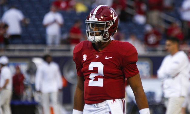 Jalen Hurts Is Staying In Tuscaloosa