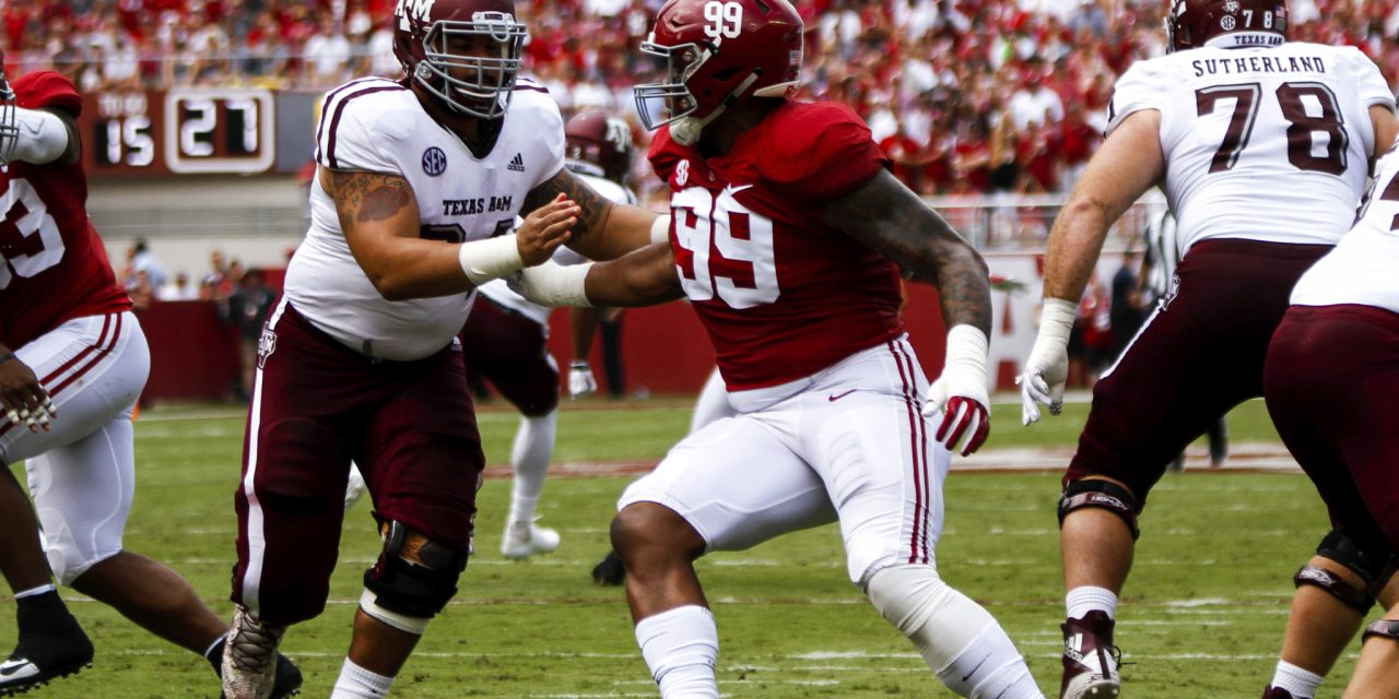 Critiquing Tide Win Over Aggies