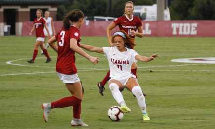 Evaluating Alabama Soccer With One Month Remaining