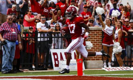 Crimson Tide Roll Over the Ragin' Cajuns