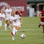 Late Header Helps Razorbacks Win Over Crimson Tide
