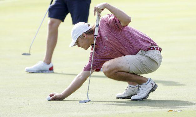Alabama Men's Golf wins the Jerry Pate Intercollegiate