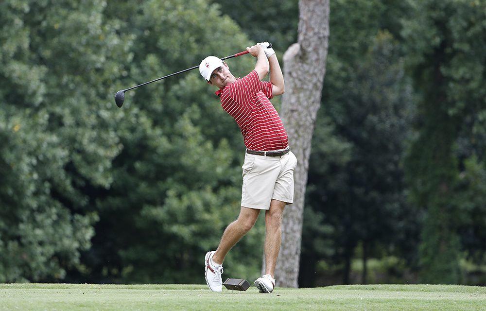 Alabama Men's Golf Finishes Strong in Season Opener