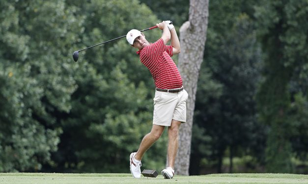 Alabama Men's Golf Finishes Strong in Season Opener