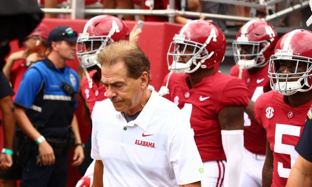 Alabama Prepares for Homecoming Weekend Vs. Mizzou
