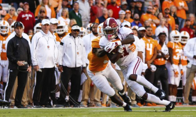 Make That 12: The Crimson Tide Wins Big in Rocky Top