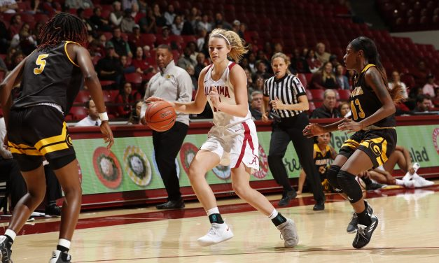Crimson Tide WBB Aims to Take Down the Hatters