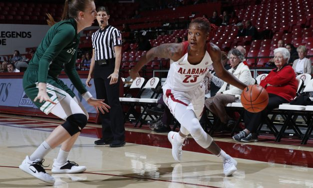 Alabama WBB Tops the Hatters