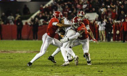Crimson Tide Defense Shines In Win Over LSU