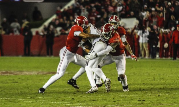 Crimson Tide Defense Shines In Win Over LSU