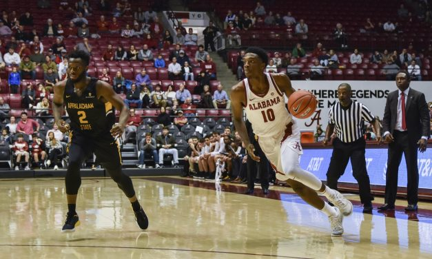 Alabama Suffers First Loss of the Season Against Northeastern