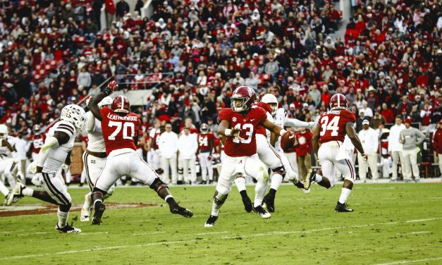 Alabama Seeks Another SEC Championship