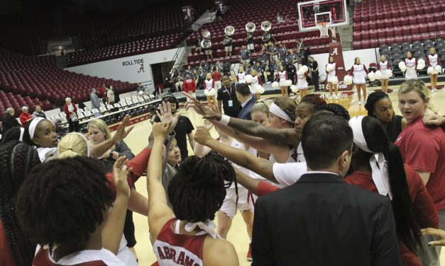 Alabama Women's Basketball is Go For Launch