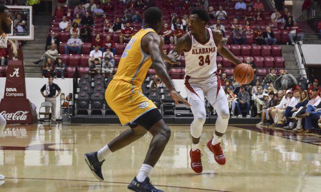 Alabama Basketball Wins Big in Home Opener