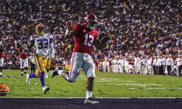 Alabama Puts an End to Game of the Century Talk with Shutout Against LSU