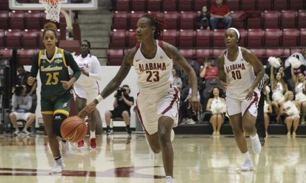 Alabama WBB Faces Biggest Challenge Yet Against Mississippi State
