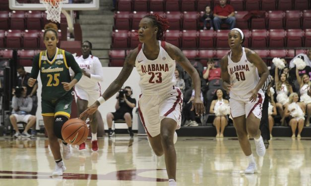 ALABAMA CONQUERS SMU IN OVERTIME