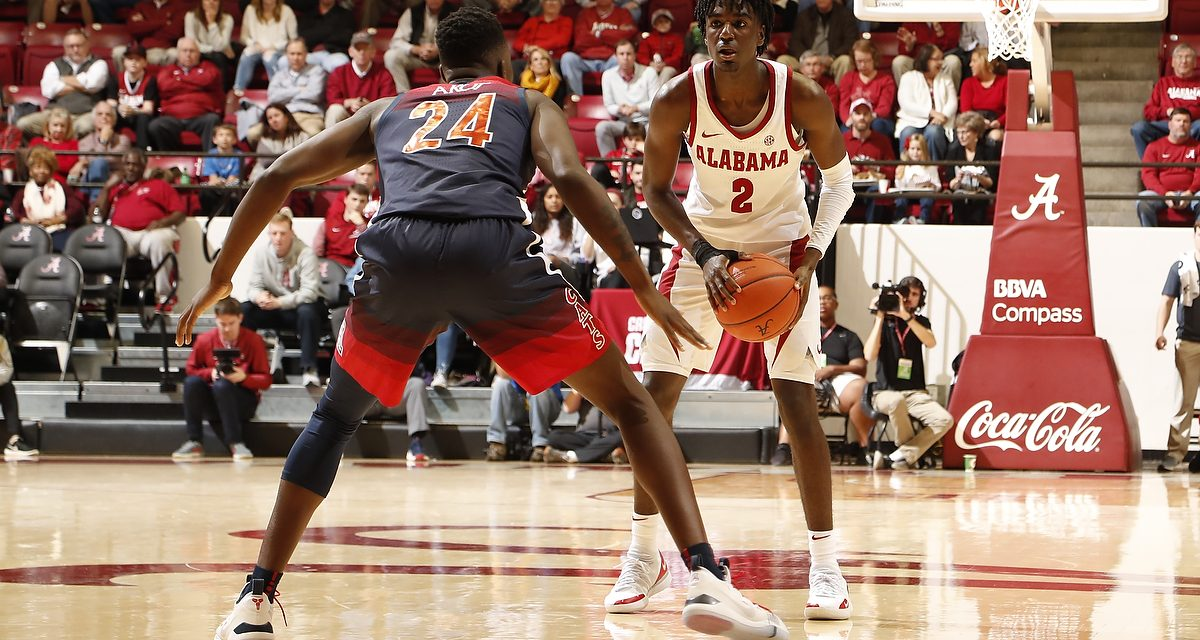Alabama Mens Basketball Trumps Penn State After 36 Years