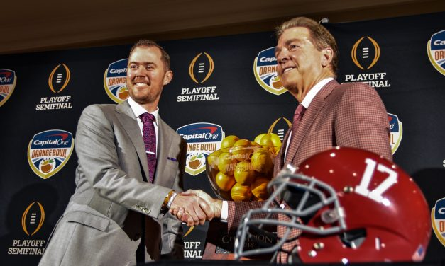 2018 Orange Bowl: Confidence is Key