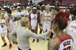 'The U' Too Much for Bama WBB