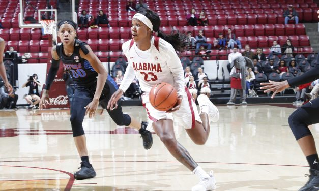 Alabama WBB Drops Another Game to Arkansas