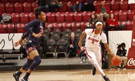 More Tiger Trouble: Alabama WBB Comes up Short in First Auburn Meeting
