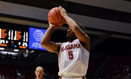 Alabama Knocks Off #13 Kentucky