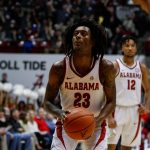 Crimson Tide Gets the Season Sweep on Ole Miss in SEC Tourney