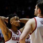 Alabama Men's Basketball Comes Up Short Against Texas A&M