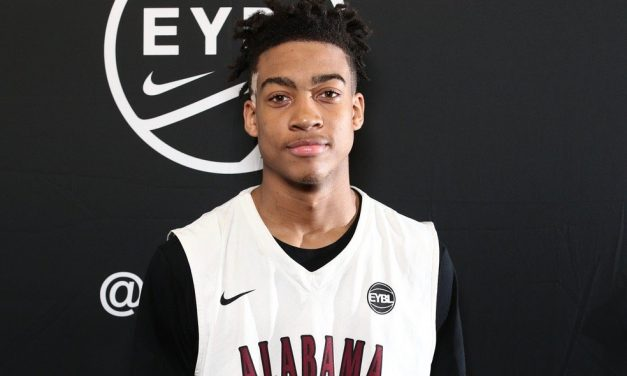 Alabama Target, Trendon Watford, Named To McDonald's All-American Game