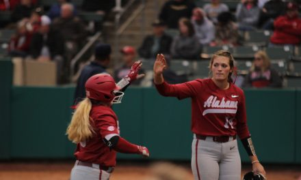 Alabama Softball Still Perfect Through Hawaii Series