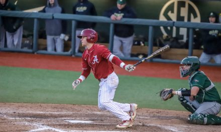 Alabama Falls to In State Opponent Troy