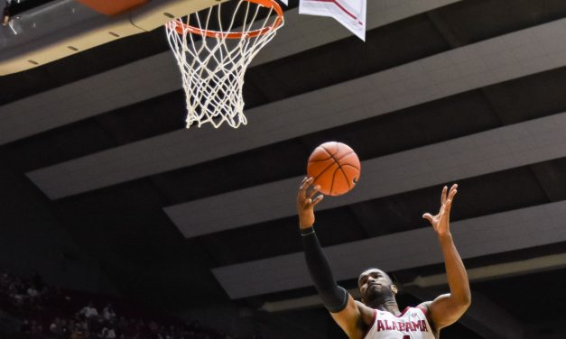 Alabama Men's Basketball swept by Auburn