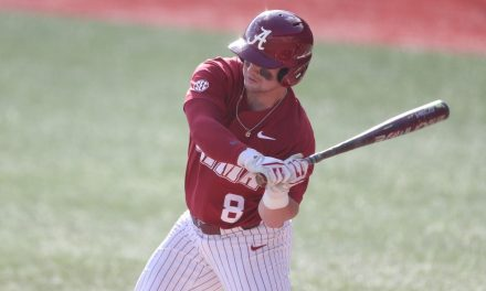 The Crimson Tide Sweeps North Alabama in a Two Game Series