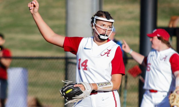 Alabama Sweeps Bulldogs in Home Return