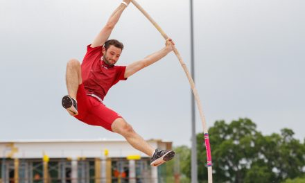 Alabama Track & Field Take Wins and Records in Crimson Tide Invitational