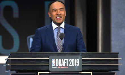 2020 NBA Mock Draft 2.0