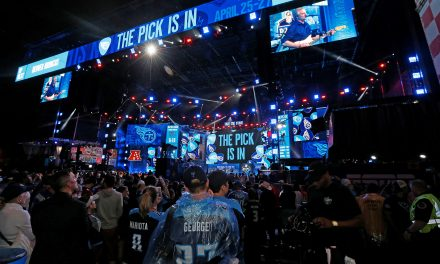 2020 NFL Mock Draft 3.0