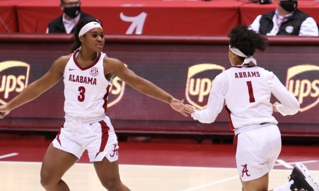 Alabama Seniors Go Out With A Stellar Performance against Mississippi State