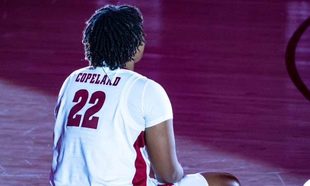 Crimson Tide Ladies Fall to Red Hot Razorbacks who set an SEC Record in 3 Pointers Made