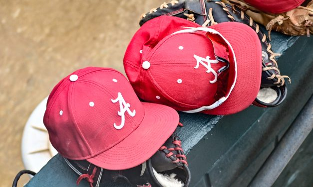 Breakout the Brooms, Alabama Sweeps Texas A&M